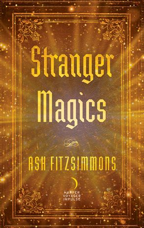 Cover image - Stranger Magics