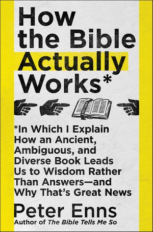 How the Bible Actually Works book image