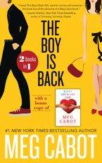 Boy is Back, The + Every Boy's Got One Bundle eBook  by Meg Cabot