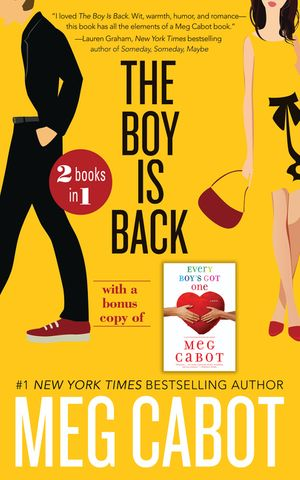 Boy is Back, The + Every Boy's Got One Bundle book image