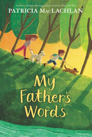 My Father's Words book image