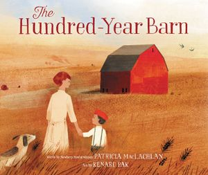 The Hundred-Year Barn book image