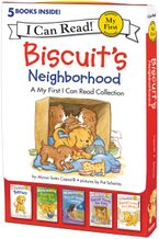 Biscuit's Neighborhood Paperback  by Alyssa Satin Capucilli