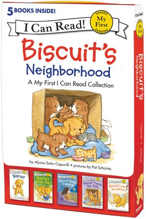 Biscuit's Neighborhood book image