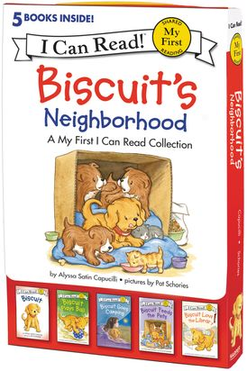 Biscuit's Neighborhood