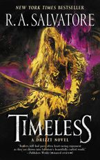 Timeless Paperback  by R. A. Salvatore