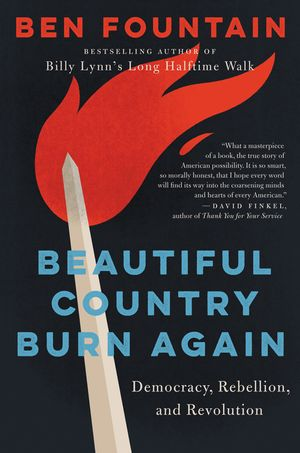 Beautiful Country Burn Again book image
