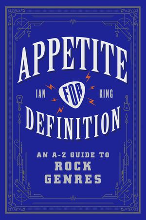 Appetite for Definition book image