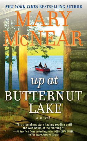 Up at Butternut Lake book image