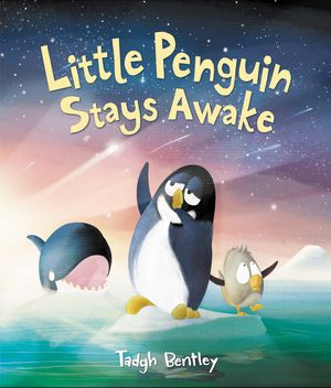 Little Penguin Stays Awake book image