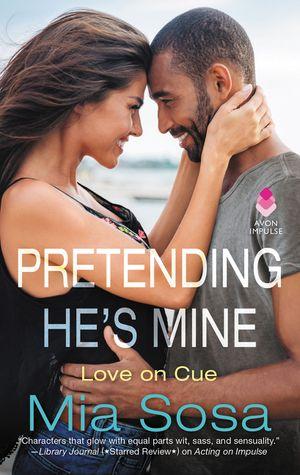 Pretending He's Mine book image