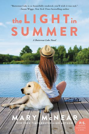 The Light in Summer book image