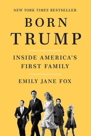 Born Trump book image