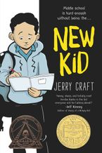 New Kid Hardcover  by Jerry Craft