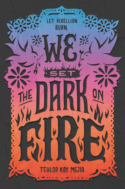 Image result for we set the dark on fire