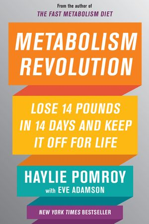 Metabolism Revolution book image