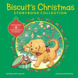 Biscuit's Christmas Storybook Collection (2nd Edition) book image