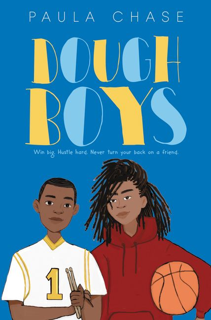 Dough Boys - Paula Chase - Hardcover