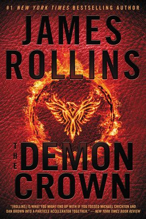 Cover image - The Demon Crown