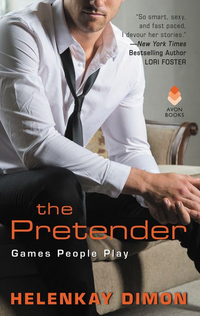 The Pretender book cover