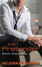 The Pretender Paperback  by HelenKay Dimon