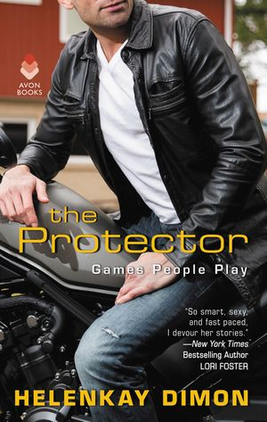 The Protector book image