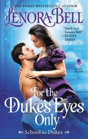 For the Duke's Eyes Only book image