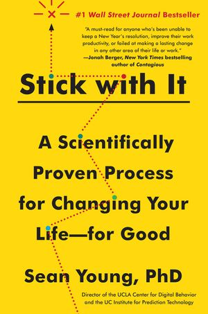 Stick with It book image