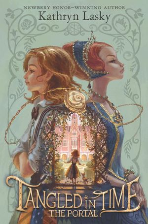 Tangled in Time: The Portal book image