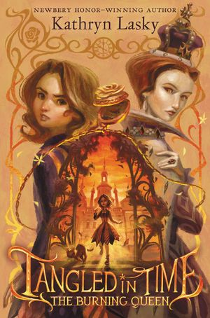 Tangled in Time 2: The Burning Queen book image