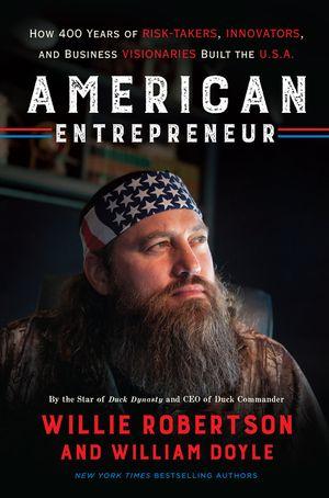 American Entrepreneur book image