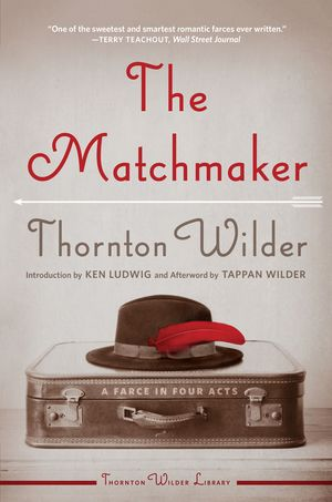 The Matchmaker book image