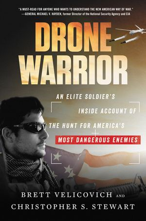 Drone Warrior book image