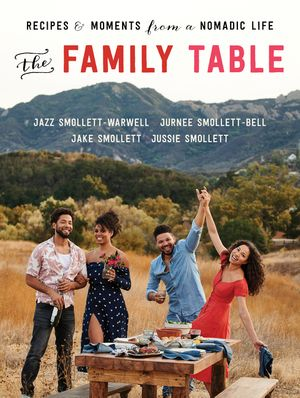 The Family Table book image