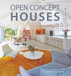 Open Concept Houses book image
