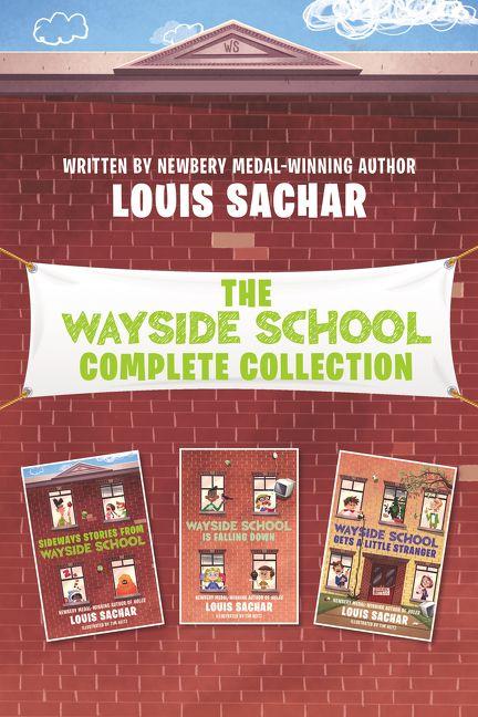 Wayside School Complete Collection Louis Sachar E Book