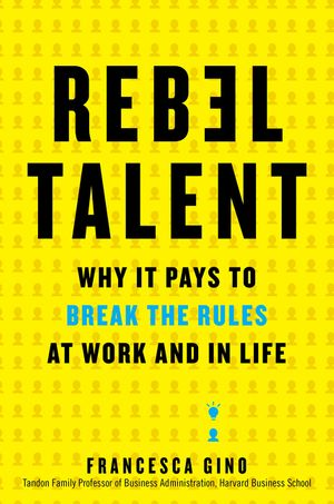 Rebel Talent book image