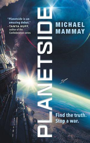 Planetside book image