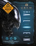 The Book of Alien Hardcover  by Owen Williams