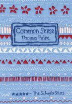 Common Sense Hardcover  by Thomas Paine