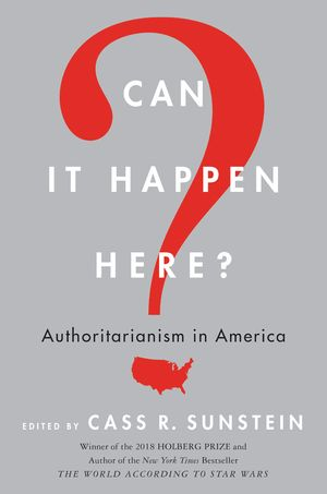 Can It Happen Here? book image