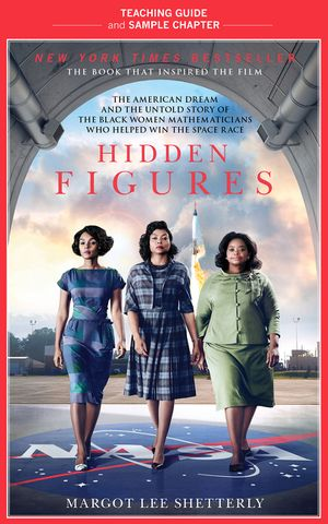Hidden Figures Teaching Guide book image