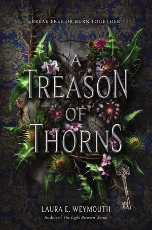 A Treason of Thorns book image
