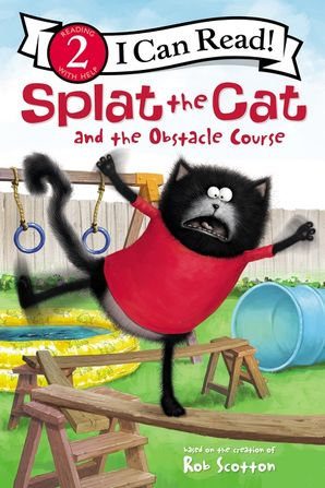 Splat the Cat and the Obstacle Course