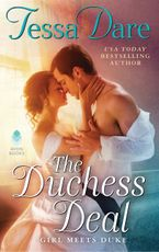 The Duchess Deal Hardcover  by Tessa Dare