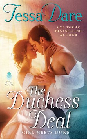 The Duchess Deal book image