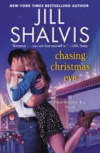 Chasing Christmas Eve Hardcover  by Jill Shalvis
