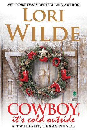 Cowboy, It's Cold Outside book image
