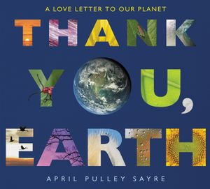 Thank You, Earth book image