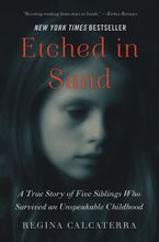 Etched in Sand Paperback  by Regina Calcaterra